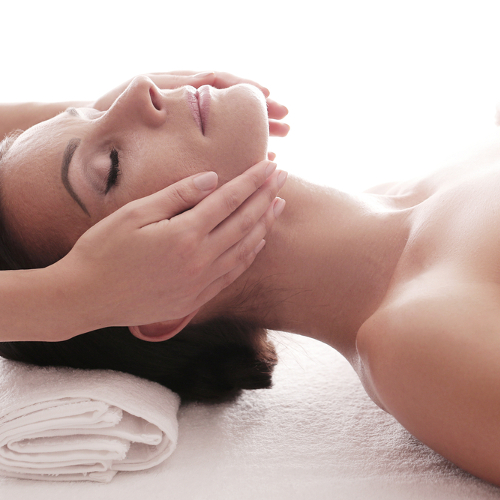 Higiene facial regeneradora