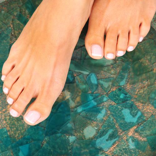 Belleza integral del pie