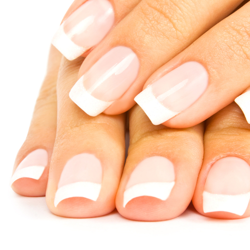 UÑAS DE GEL CON EXTENSION
