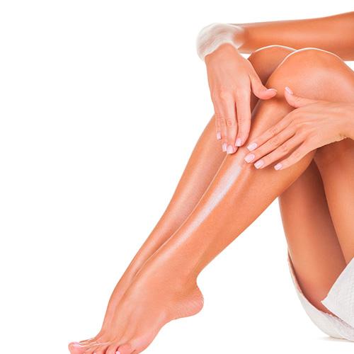 Fotodepilación medias piernas
