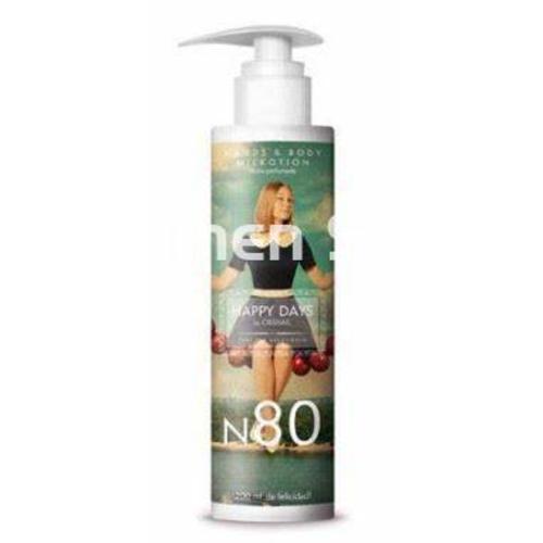 hand & body milklotion Nº80