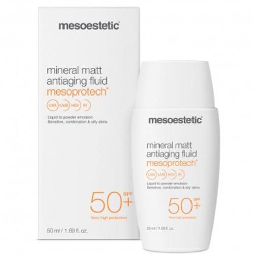mineral mattantiaging fluid mesoestetic
