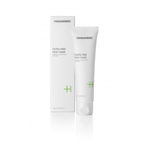 hydra-vital face mask mosoestetic