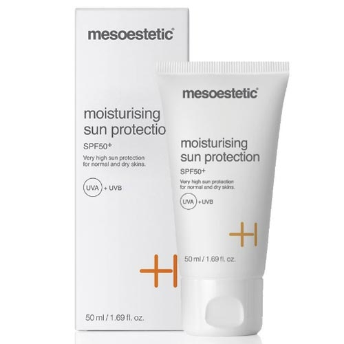 moisturing sun protect mesoestetic