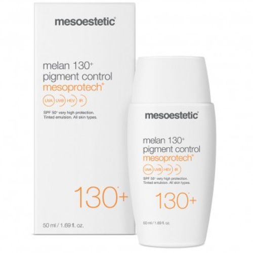 melan 130+ pigment control mesoestetic