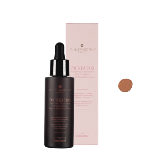 Foundation Amber Nuance 203