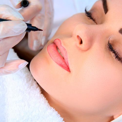 Micropigmentación labios, ojos y cejas